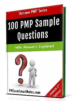 100 free pmp sample questions
