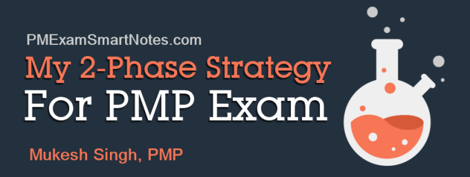 pmp exam strategy mukesh