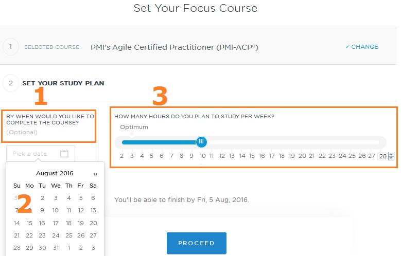 pmi acp training schedule