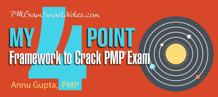 4-point pmp study plan annu gupta pmp