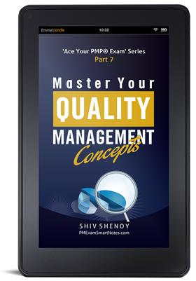 Master Quality Concepts free pmp book kindle