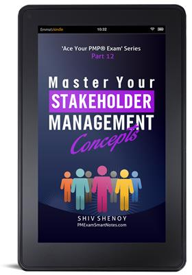 Master Your Stakeholder Management Concepts Free PMP Kindle Book