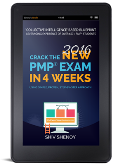 pass new pmp exam in 4 weeks