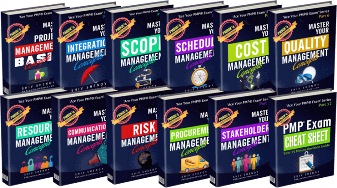 Pmbok 6 based pm prepcast review discount coupon free bonuses for a limited time i am giving away the popular 11 pmp knowledge concepts books for free fandeluxe Image collections