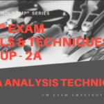 Part 2A: Data Analysis Tools & Techniques You Need For PMP Exam
