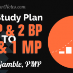 Failed PMP? My PMP Journey From 3 MP & 2 BP To 4 P & 1 MP : Megan Gamble