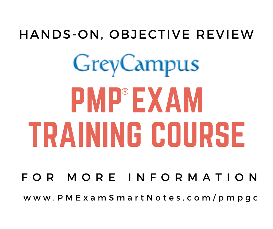 Review: GreyCampus's Online PMP ... - PM Study Circle