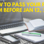 How To Pass Your PMP Exam Before Jan 12, 2016