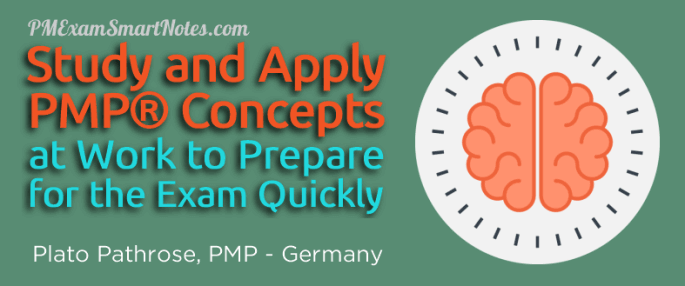 pmp prep plan easy way