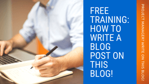 Publish on this blog for Free!
