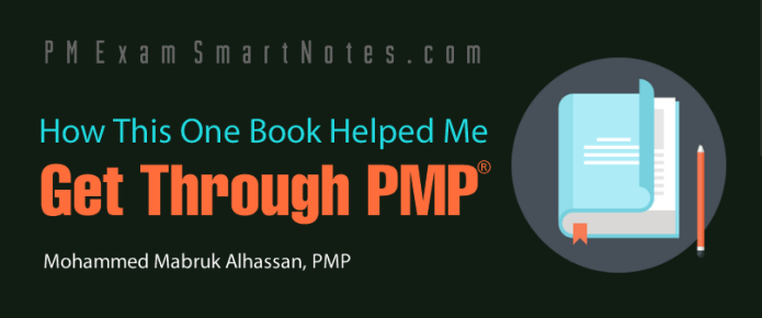 How This One PMP Book Helped Me Pass My Exam: Mohammed Mabruk