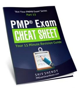 pmp cheatsheet
