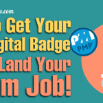 How to Get PMP Digital Badge and Land Your Dream Job!