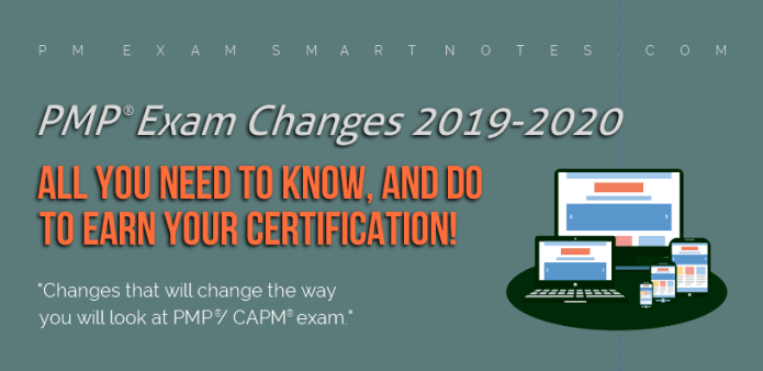 Pmp Exam Changes 2019 2020 Here S All You Need To Know