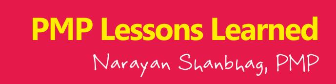 pmp exam prep narayan shanbhag