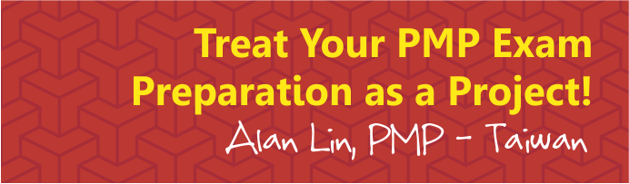 pmp exam preparation alan lin