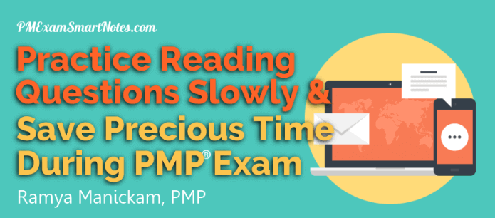 PMP Exam Tips, Tricks & Lessons Learned - Ramya Manickam, PMP -