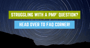 Get all your PMP questions answered here!