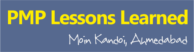 pmp-lessons-learned-moin-kandoi