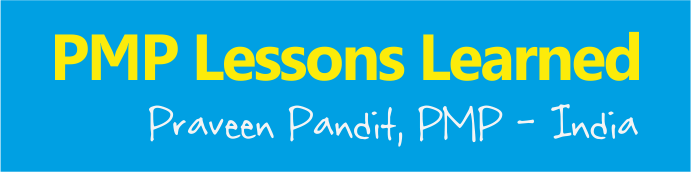 pmp-lessons-learned-praveen-pandit