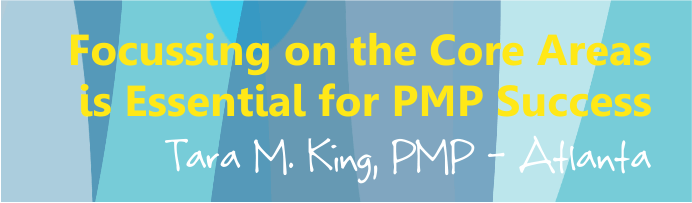 pmp lessons learned tara king