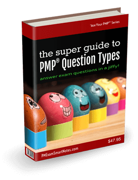 pmp question types