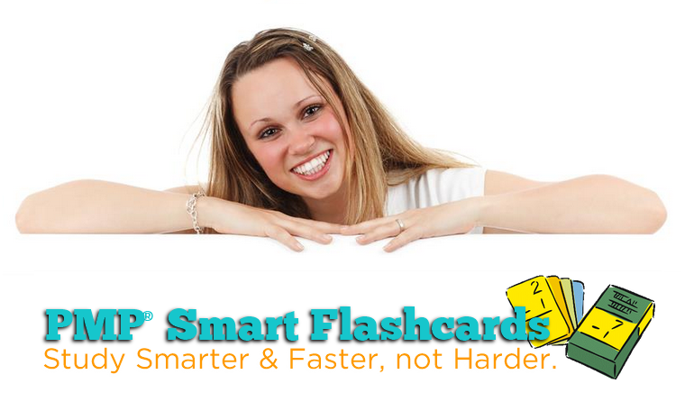 pmp smart flashcards