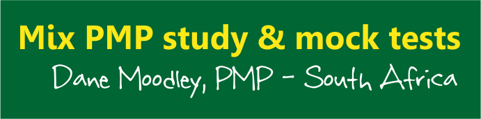 pmp study dane pmp lessons learned