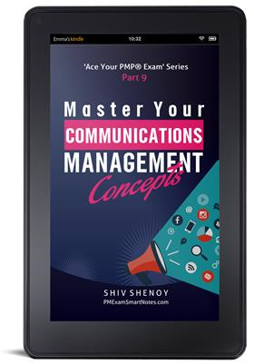 project Communications Management Concepts free pmp book kindle