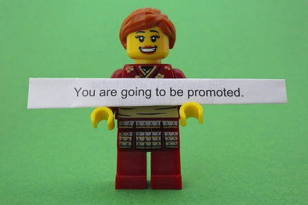 how to get promoted fast