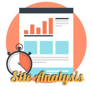 site analysis service